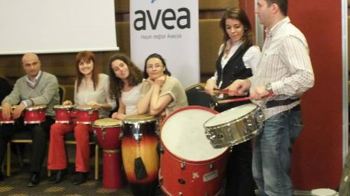 Avea 2. workshop İT grubu